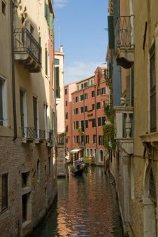 Free Venice Chanel Stock Image - 13845651