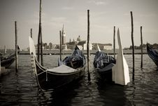 Free Boats And Gondolas Stock Images - 13845954
