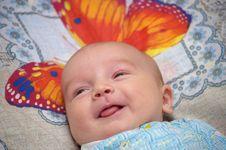Free Baby Smile Royalty Free Stock Image - 13846306