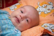 Free Baby Smile Stock Photo - 13846340
