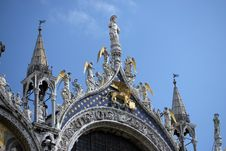 Free Detail Of St Mark S Basilica, Venice Stock Photo - 13847290
