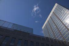Free Modern Buildings Stock Image - 13847481