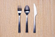 Free Silverware Stock Images - 13847914