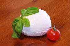 Free Mozzarella Royalty Free Stock Photography - 13848027
