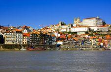 Free Oporto Royalty Free Stock Image - 13848416