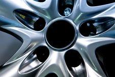 Free Metallic Tyre Disc Royalty Free Stock Photos - 13848808