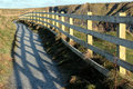 Free Graphic Cliff Edge Fence Shadows Stock Photos - 13850543