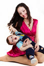 Free Mother With Son Royalty Free Stock Photo - 13858825