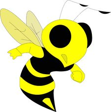 Free Honey Bee Royalty Free Stock Images - 13850149