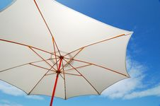 Sunshade Royalty Free Stock Images