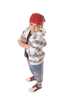 Stylish Boy Royalty Free Stock Images