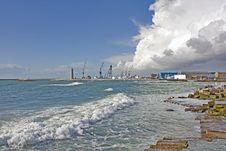 Free Livorno Harbor Stock Image - 13851331