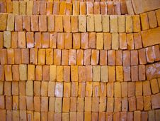 Free Wall Of Bricks Stock Photography - 13851942
