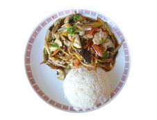 Free Chinese Meal Royalty Free Stock Photography - 13853437
