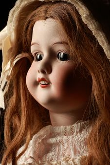 Free Old Doll Stock Images - 13854694