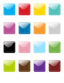Free Chiclets Stock Images - 13854814