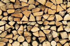 Free Woodpile Stock Images - 13854964