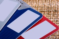 Free Credit Cards Royalty Free Stock Photography - 13855997