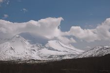 Free Mount Saint Helens Royalty Free Stock Images - 13856729