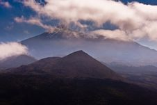 Free Tenerife Volcano Stock Photography - 13856902