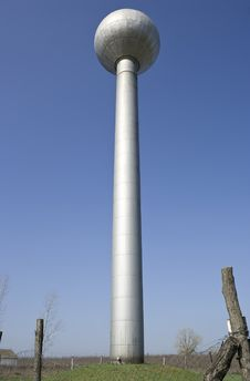 Free Water Tower Royalty Free Stock Photos - 13859748