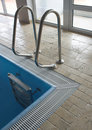 Free Ladder In Swimming Pool Stock Photo - 13866080
