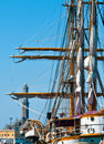 Free Sailing Ship Moored Stock Images - 13868414