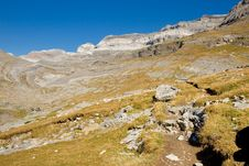 Free Monte Perdido Massif Royalty Free Stock Photo - 13860445
