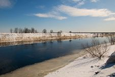 Free Spring On The River 13 Stock Photos - 13861023