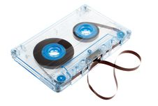 Free Cassette Royalty Free Stock Photo - 13861115