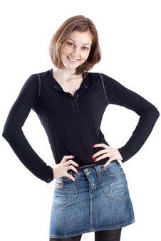 Free Sexy Lady Stock Photos - 13861403