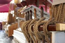 Free Tall Ship Details Stock Images - 13863724