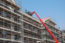 Free Construction Site Royalty Free Stock Photos - 13866578