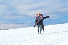 Free Young Pair Stock Photo - 13866990