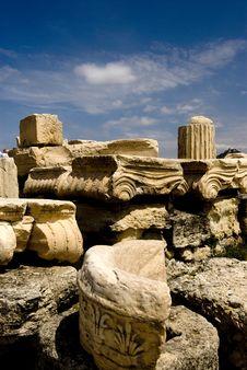 Free Acropolis Royalty Free Stock Photo - 13867695
