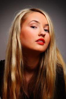 Free Beautiful Stylish Blonde Royalty Free Stock Photography - 13868307