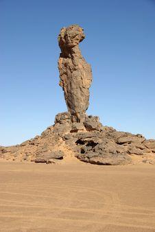 Free Rock In Libya Stock Image - 13868461