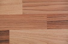 Woodgrain Paneling Royalty Free Stock Photo