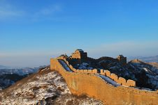 Free Great Wall Royalty Free Stock Photos - 13868948