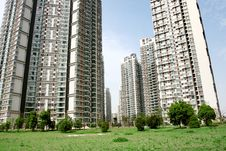 Free Urban Landscape Royalty Free Stock Photos - 13869878
