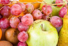 Free Fresh Fruit Royalty Free Stock Image - 13871156