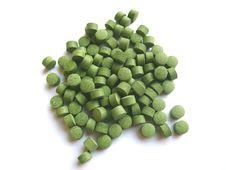 Free Mint Digestive Pills Royalty Free Stock Photo - 13871675