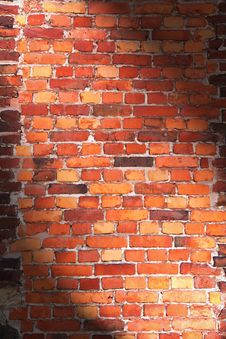 Free Brick Wall Texture Stock Images - 13873234