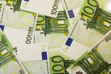 Free Banknote 100 Euro Royalty Free Stock Image - 13873506