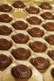 Free Box Of Chocolates Stock Images - 13873634