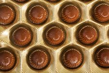 Free Box Of Chocolates Royalty Free Stock Photography - 13873677