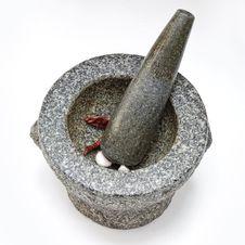 Free Mortar Rock Stock Photo - 13873840