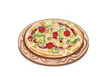 Free Tasty Pizza Stock Image - 13875291
