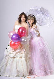 Free Wedding Portrait Stock Photography - 13876012