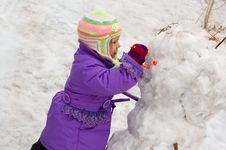 Free Snowman Stock Images - 13877164